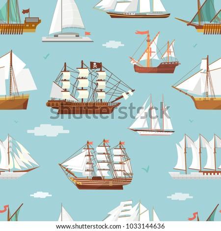 old ship Stock photo © jonnysek