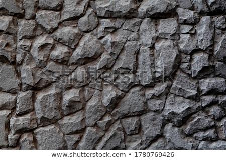 Muro di pietra muro pietra architettura antica cemento Foto d'archivio © njaj