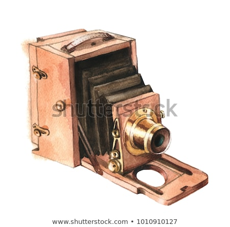 Antique Camera  Stock photo © 2tun