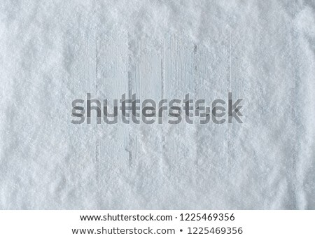 texture of real snow winter background stock photo © taiga