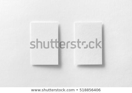 dois · negócio · banners · espaço · texto · vetor - foto stock © RAStudio
