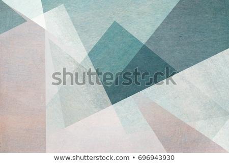 elegant minimal square shapes background Stock photo © SArts