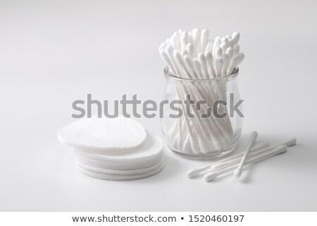 Sponge pad on white background Stock photo © wavebreak_media