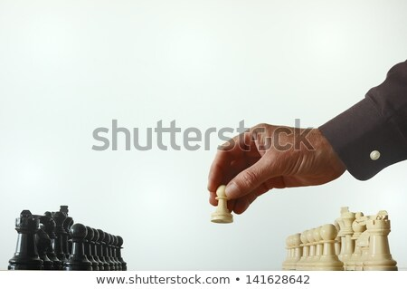 The moves of the chess bishop Stock photo © Olena