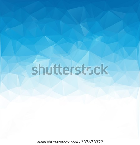 Stock fotó: Low Poly Abstract Background With Colorful Triangular Polygons