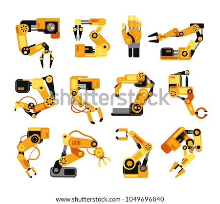 Maquinaria automático herramienta ayudar producción Foto stock © robuart