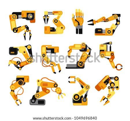 Machines automatisch tool helpen productie Stockfoto © robuart
