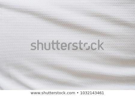 Detalle textiles ropa tejido textura primer plano Foto stock © Anneleven