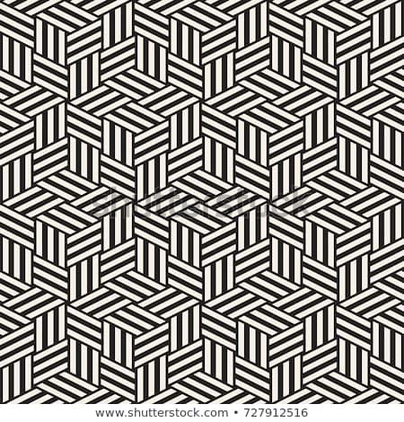 Grid oneindig stijlvol textuur vector Stockfoto © samolevsky