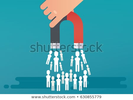 Magnetic Lead Generation Stock photo © AndreyPopov