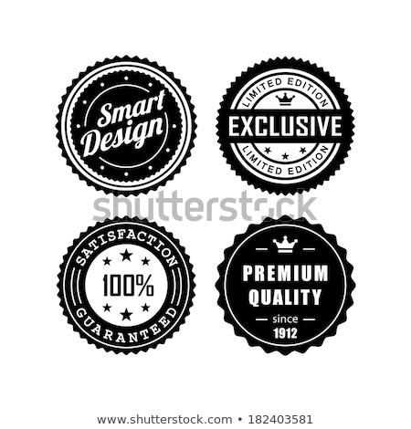 Vettore set esclusivo vintage logo modelli Foto d'archivio © blue-pen