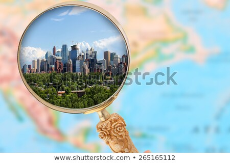 Stock photo: Dowtown Calgary