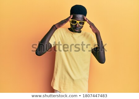 boy wearing glasses stock photo © photography33