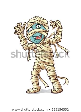 Horrible Mummy Stock photo © indiwarm