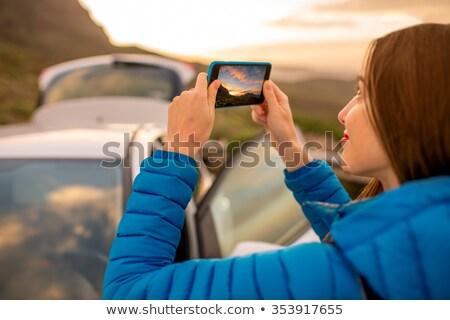 donna · foto · fotocamera · immagini - foto d'archivio © photography33