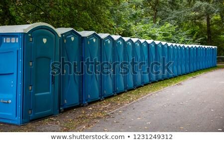 mobile toilet stock photo © alenmax