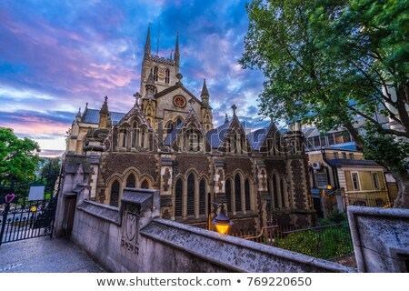 Southwark Cathedral Stock photo © Snapshot