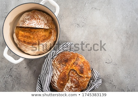 печи доказательство полотенце цветок фон кухне Сток-фото © photography33