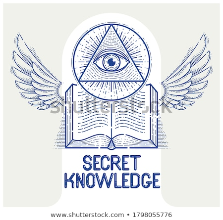 Secret knowledge Stock photo © grechka333