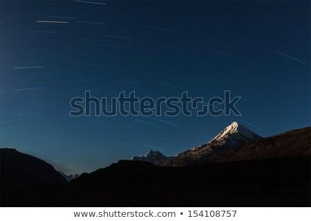 star · gökyüzü · güneş · ışık · toprak · mavi - stok fotoğraf © dmitry_rukhlenko
