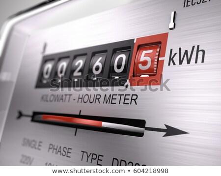 電気 クラシカル 読む エネルギー 電気 保存 ストックフォト © mobi68