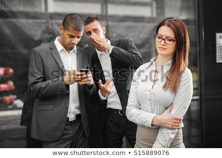 Harassment in the workplace Stock photo © AndreyPopov
