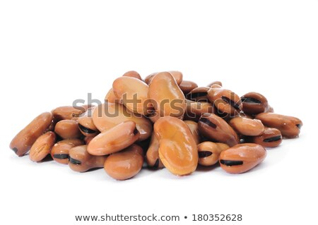 cooked bread beans Stock photo © nito