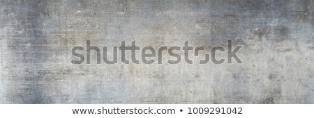 Oude muur textuur abstract verf witte Stockfoto © nuiiko
