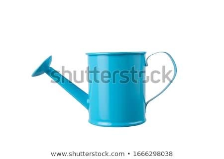Tin can on white background Stock photo © stevanovicigor
