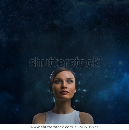 Future people. Consciousness expansion Stock photo © HASLOO