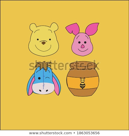 Rabbit Pooh stock photo © jayfish
