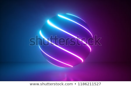 Stockfoto: Neon · partij · abstract · technologie · disco