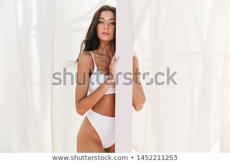Seductive Woman portrait Stock photo © stryjek