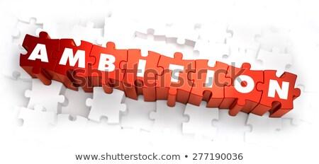 ambição · 3d · pessoas · homem · pessoa · voador · negócio - foto stock © tashatuvango