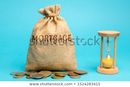 Metaphoric early savings, insurance or investment Stock photo © erierika