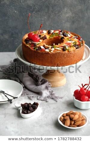 Fruto escuro doce dom Foto stock © laciatek