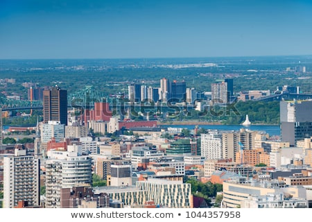 Montreal, Quebec, Canada Stock photo © lightpoet
