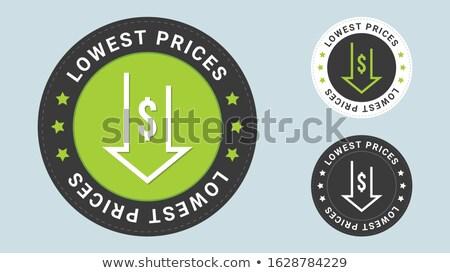 Optimal Prices-stamp Stock photo © carmen2011