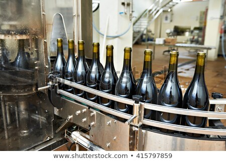 equipment for the production of wine stock photo © oleksandro