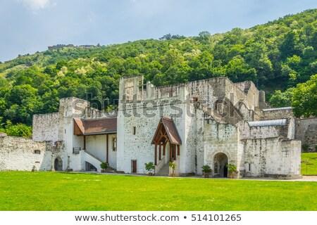 Royal Palace in Visegrad Stock photo © grafvision