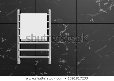 heated towel rail Stock photo © ssuaphoto