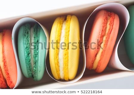 多樣 裝飾 巧克力 堅果 淺 商業照片 © gsermek