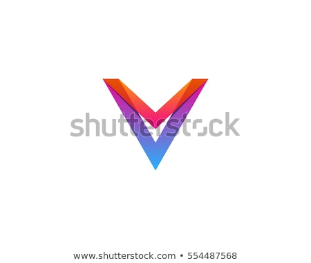 abstract · iconen · brief · ontwerp · oranje · teken - stockfoto © krustovin