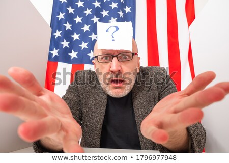 USA Government Confusion Stock photo © Lightsource