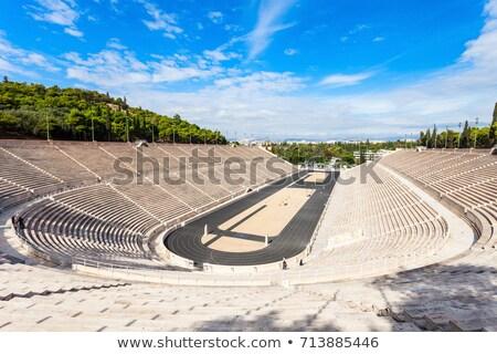 Panathenaic Stadium, Athens Stock photo © borisb17