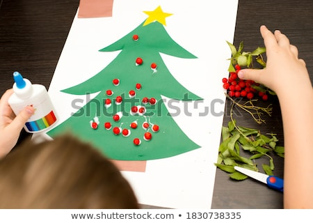 educational pattern task for children stock photo © izakowski