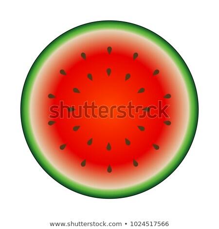Anguria frutta succosa Berry estate Foto d'archivio © robuart