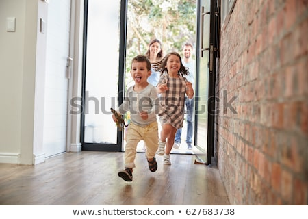 family, come in! Stock photo © Paha_L