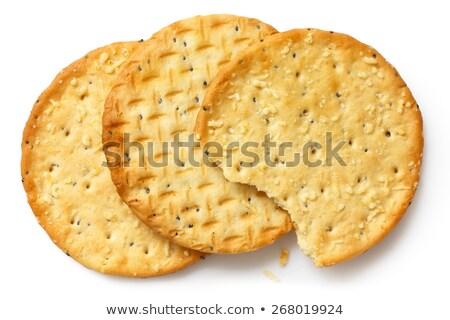 Savoury Crackers Stock photo © kitch