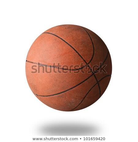 バスケットボール 世界 お気に入り スポーツ ゲーム 孤立した ストックフォト © JohnKasawa